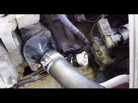 Watch on 2003 toyota corolla thermostat location
