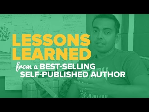 Lessons Learned from a Best Selling Self-Published Author – SPI TV Ep. 55