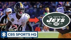 """""""Le'Veon Bell should have stayed with the Steelers"""" - Will Brinson on Bell SIGNING with JETS"""