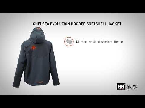 CHELSEA EVOLUTION Hooded