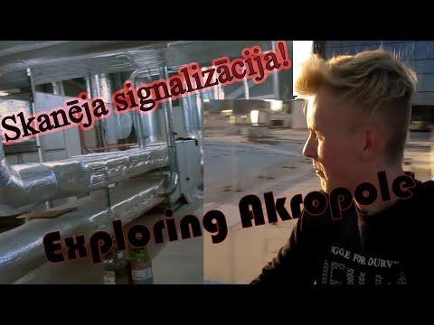 """UZKĀPĀM UZ """"AKROPOLE"""""""