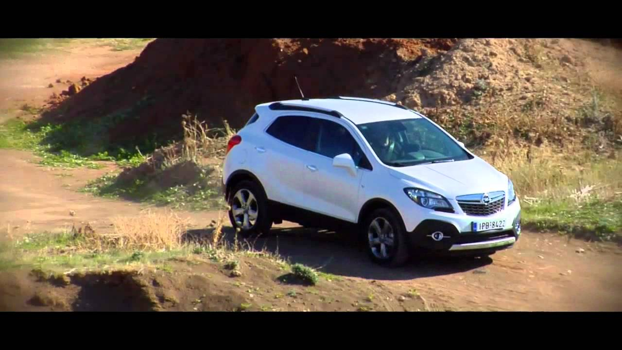 opel mokka 1 4 turbo 4x4 140ps youtube. Black Bedroom Furniture Sets. Home Design Ideas