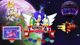 Sonic The Hedgehog 4 - Episode II Playthrough w/commentary