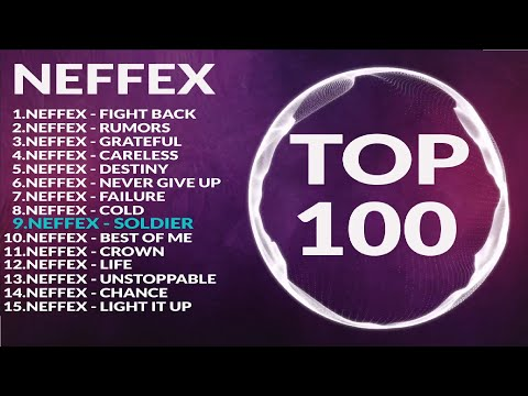 TOP 100 NEFFEX SONGS |  Best Of NEFFEX
