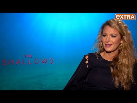 Blake Lively Talks Body Transformation for 'The Shallows,' and Her Harry Potter Obsession