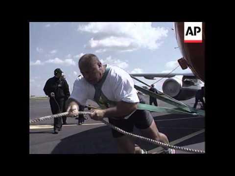 LITHUANIA: WORLD'S STRONGEST MAN GRAND PRIX