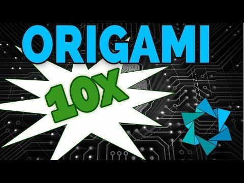 Origami 10x ROI!  (Post ICO Followup)