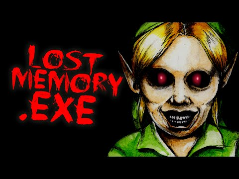 LOST MEMORY.EXE [REMEMBER.EXE SEQUEL] - IN BEN'S HOUSE? [BEN DROWNED MAJORA'S MASK CREEPYPASTA GAME]