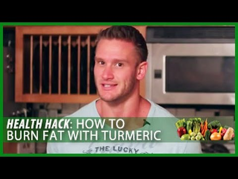 How To Lose Fat with Turmeric, The Wonder Spice: Health HackThomas DeLauer