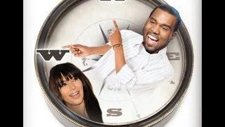 "Baby ""north West"", Kim K & Kanye West Baby Name, Kim K Wants Her Shape Back!"
