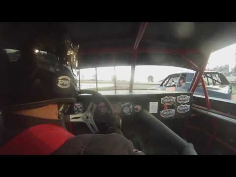 Joel Andrews Florence Speedway Pure Stock Heat July 30, 2016