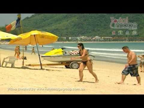 Phuket Patong Beach night life, activities, attractions, tou
