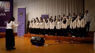 Indonesia Jaya - Harvey Malaiholo (Cover by Mega Symphony Amikom )