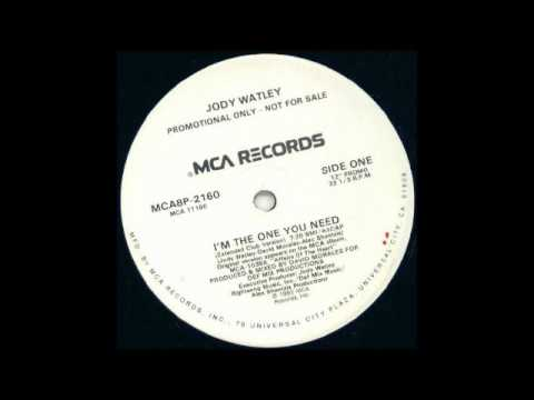 JODY WATLEY - I'm The One You Need (Extended Club Version)