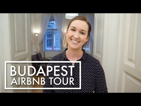 Budapest Apartment Tour | $33 Gets You THIS?!