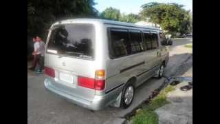 2000 Toyota Hiace ---- FOR SALE!!!