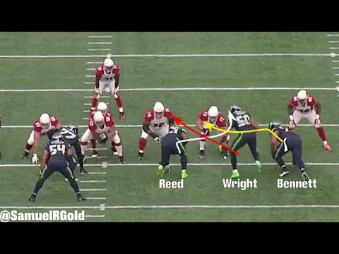 Film Room: Michael Bennett's Pass Rush | Seattle Seahawks  (NFL Breakdowns Ep 76)