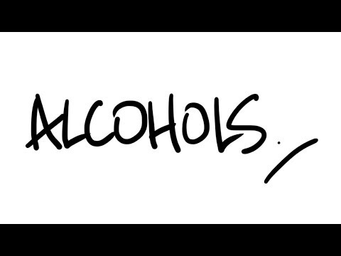 AQA A-Level Chemistry - Alcohols