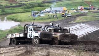 Автогонки на грузовиках