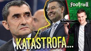 Czy Valverde zostanie zwolniony z FC Barcelona?