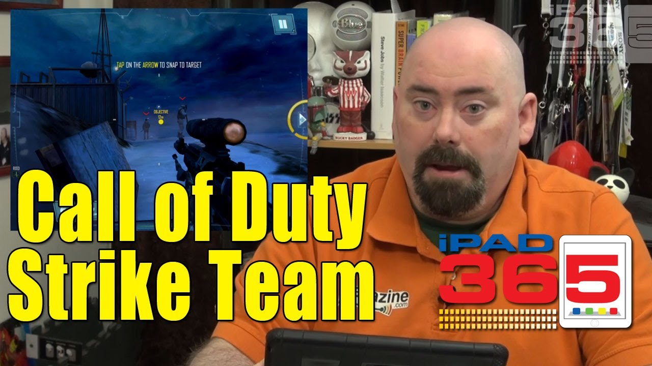 Call of Duty: Strike Team android – Elie Chahine