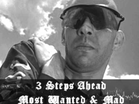 3 Steps Ahead - Most Wanted & Mad Full Album