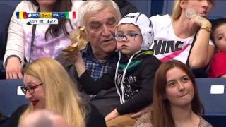 Italia-Romania.Waterpolo.Beograd2016