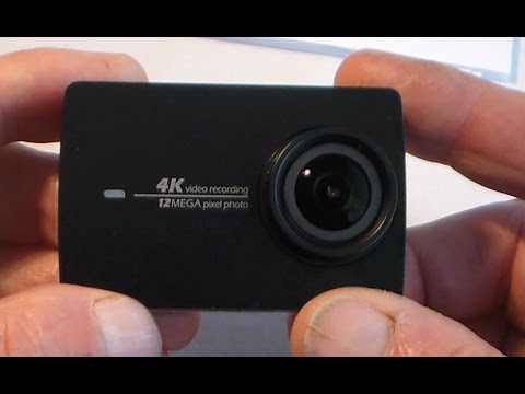 Xiaomi  yi2 - A Real GoPro Rival? The BIG Review, using camera, gyro test, 4K Test +Test Clips