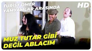 Turist Ömer Yamyamlar Arasında - Turist Ömere, Elektrik Çarpıyor  Eski Türk Komedi Filmi