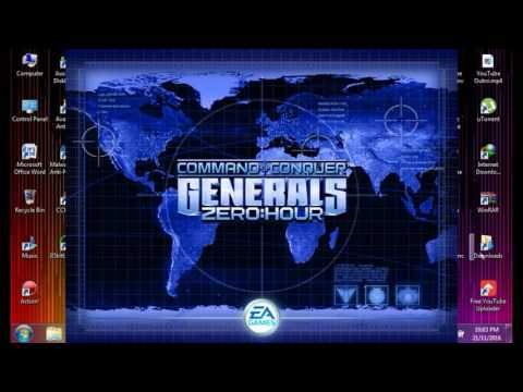 How to download Command & Conquer Generals:Zero Hour Full Version for Free