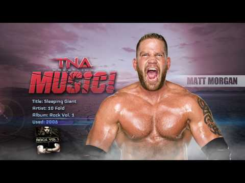 TNA: 2008 Matt Morgan Theme (Sleeping Giant) | Music Video