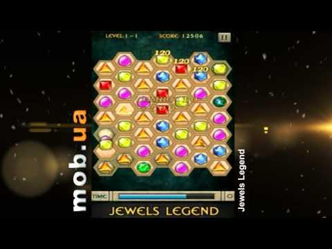 Jewels Legend для Android - mob.ua