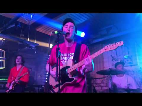 Push Baby - Cry | Live At Manchester Soup Kitchen 9.12.2019