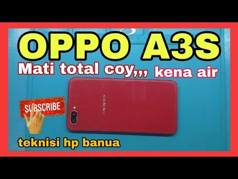 oppo-a3s-mati-total-kena-air