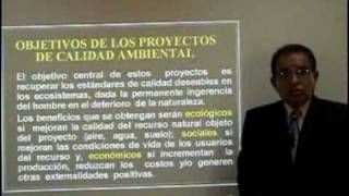 Introducción a Evaluación Ambiental de Proyectos 1-2