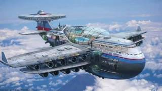 Next future airplanes in 2030