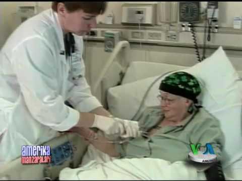 Rak - saraton kasaliga qarshi kurash/Cancer in America