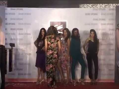 Cats Eye Red Carpet Show at Jamuna Future Park Full Video