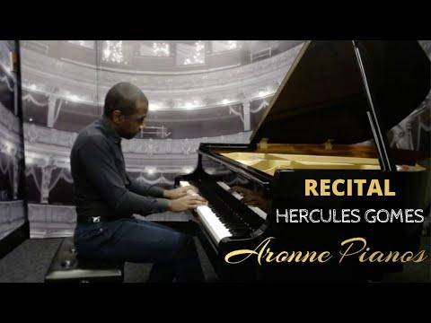 "<span class=""title"">RECITAL ARONNE PIANOS |Hercules Gomes|</span>"
