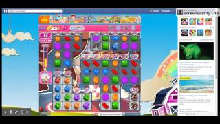 HOW TO... level 1106 candy crush NO BOOSTERS