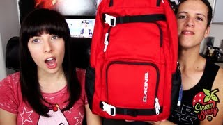 Back To School Backpack+skateboard Giveaway!