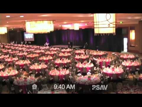 omni fort worth ballroom transformation youtube. Black Bedroom Furniture Sets. Home Design Ideas