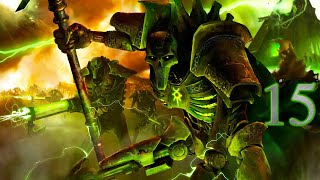 Warhammer 40,000: Dawn of War Dark Crusade Nekroni #15 (Gameplay PL, Zagrajmy)