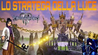 KINGDOM HEARTS 3 - YOUNG ERAQUS LO STRATEGA DELLA LUCE - TEORIA DEVASTANTE