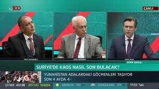 """Perinçek'in telefonu çaldı, Mete Sohtaoğlu, """"Beşar Esad arıyor olabilir"""" dedi"""