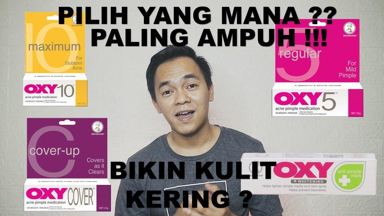 OXY 5 | OXY 10 | OXY COVER | OXY ANTI PIMPLE MARK - PILIH ...