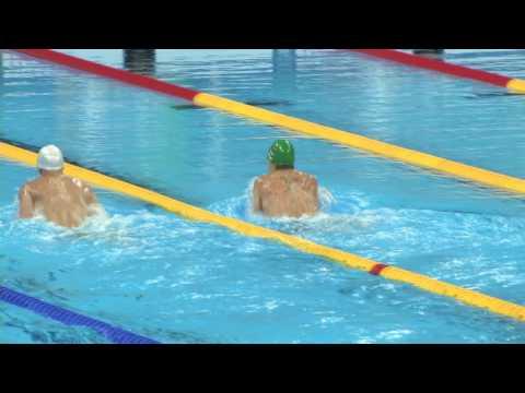 Team SA Paralympics 2016  Sasol Highlights Package   Kevin Paul's Gold Medal