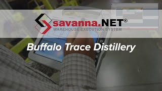 Buffalo Trace Distillery powered by Savanna.NET® WES