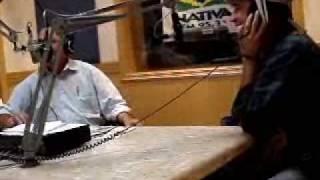 Flávio Leandro - Mano Velho, Mano Novo - Nativa FM-SP