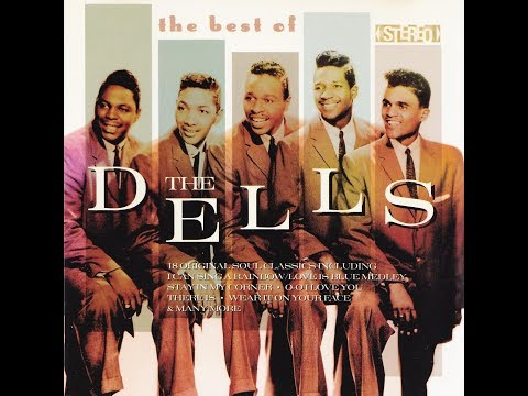 The Dells - Dry Your Eyes [1959] (Chicago Doo Wop)